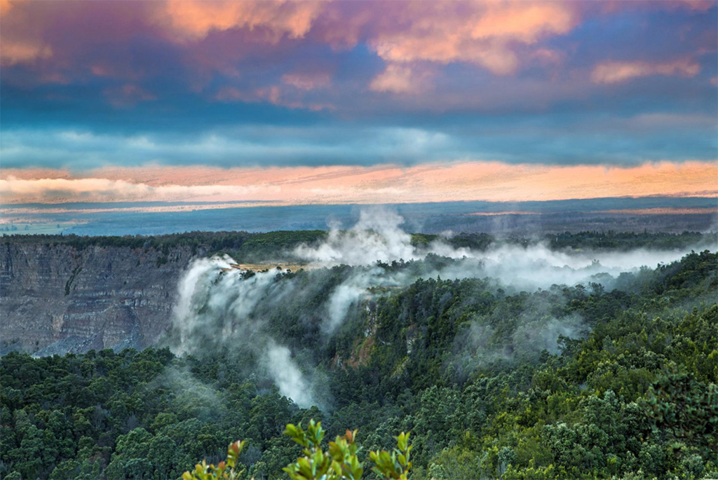Photo: Hawaii Volcanoes National Park, with its vulnerable endemic species, is a hot spot in the National Park System's battle against invasive animals. PHOTOGRAPH BY J.WEI, THE NEW YORK TIMES/REDUX